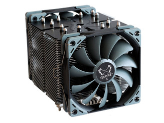 Scythe SCNJ-5000 Ninja 5 Dual 120mm PWM Fan Multi Socket Intel/AMD CPU Cooler