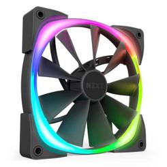 NZXT HF-28120-B1 Aer RGB 2 HF-28120-B1 120mm LED Case Fan