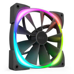 NZXT HF-28140-B1 Aer RGB 2 HF-28140-B1 140mm LED Case Fan