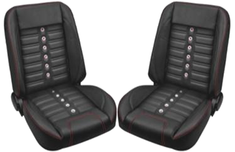 1947-87 GM Truck Sport-X bucket seats