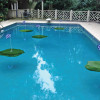 3' x 3' Floating Golf Green - A floating golf course
