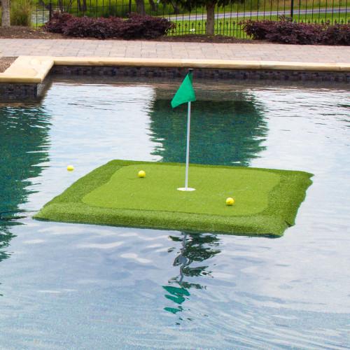 "4' x 6' Floating Golf Green ""Original"""