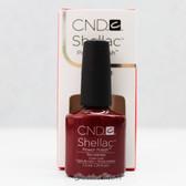 CND Shellac UV Gel Polish - DECADENCE 40525 7.3ml 0.25oz Basic Color Collection