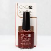 CND Shellac UV Gel Polish - BURNT ROMANCE 09954 7.3ml 0.25oz Fall Forbidden Color 2013 Collection