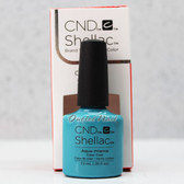 CND Shellac UV Gel Polish AQUA-INTANCE 91176 7.3ml 0.25oz Flirtation Summer Color 2016 Collection
