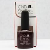 CND Shellac UV Gel Polish OXBLOOD 91250 7.3ml 0.25oz Craft Culture Fall Winter Color 2016 Collection