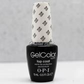 OPI GelColor TOP COAT  GC 030 15ml 0.5oz Soak Off UV LED Gel Nail Polish #GC030
