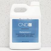 CND RETENTION + Plus Sculpting Nail Liquid 32 oz/946mL for Acrylic Powder
