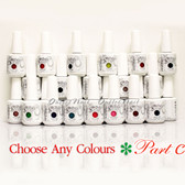 GELISH HARMONY - PART C Soak Off Gel Nail Polish Color Coat Base Top pH Bond Oil UV Nail - Pick ANY