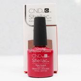 CND Shellac UV Gel Polish RIPE GUAVA 91587 7.3ml 0.25oz Rhythm & Heat Color Summer Collection 2017