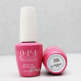 OPI GelColor LIMA TELL YOU ABOUT THIS COLOR! GC P30 15ml 0.5oz PERU Fall Winter PERÚ 2018 Collection UV LED Gel Nail Polish #GCP30