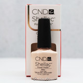 CND Shellac UV Gel Polish - BEAU 40513 7.3ml 0.25oz Light Pink Basic Collection