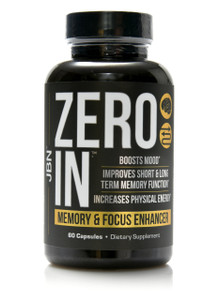 Zero In - Memory & Focus Enhancer - 60 caps