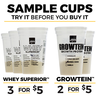 Protein Sample Cups