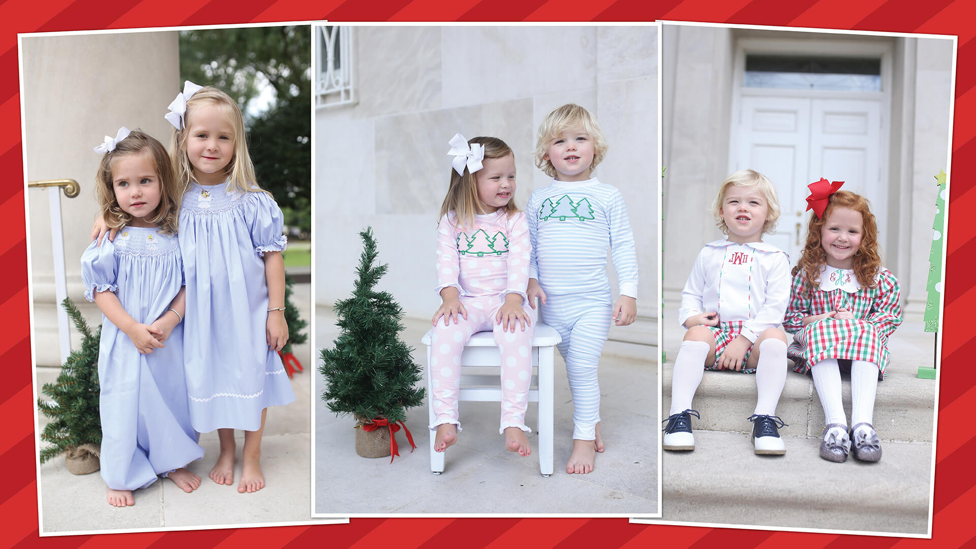 Cecil & Lou ⋆ Smocked Clothing & Monogrammed Children's Clothes