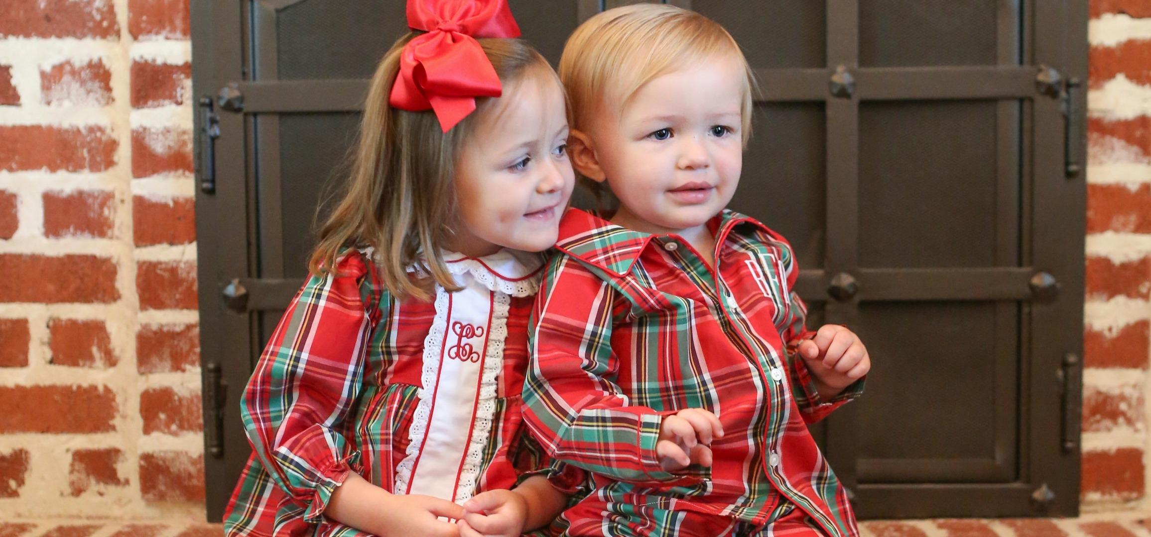 Children's Christmas Clothes