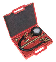 Sealey VS200D Petrol Engine Compression Test Kit - Deluxe