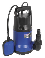 Sealey WPC100A Submersible Water Pump Automatic 100ltr/min 230V