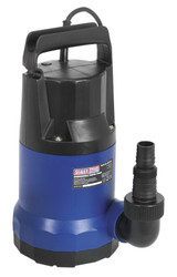 Sealey WPC100 Submersible Water Pump 100ltr/min 230V