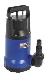 Sealey WPC235 Submersible Water Pump 208ltr/min 230V