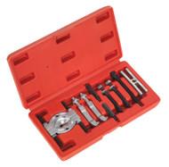 Sealey PS996 Mini Bearing Separator Set 9pc