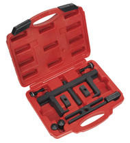 Sealey PS997 Crankshaft Pulley Removal Tool Set 12pc