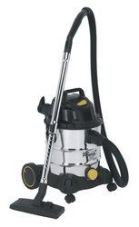Sealey PC200SD110V Vacuum Cleaner Industrial Wet & Dry 20ltr 1250W/110V Stainless Drum