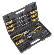 Siegen S0612 Tool Kit 45pc