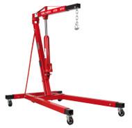 Sealey SC10LR Crane 1tonne Long Reach Extendable Legs