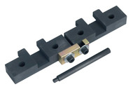 Sealey VSE4425 Petrol Engine Setting/Locking Set - BMW 1.8, 1.9, 2.0,2.2, 2.5, 2.8, 3.0 M42/M50/M52/M52TU/M54/M56 - Chain Drive