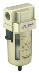 Sealey SA206FAD Air Filter Auto Drain Max Airflow 140cfm