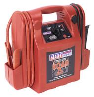 Sealey RS105 RoadStartå¬ Emergency Power Pack 12/24V 3200/1600 Peak Amps