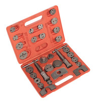 Sealey VS0285 Brake Piston Wind-Back Tool Kit 30pc