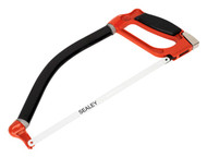 Sealey AK86942 Hacksaw 300mm 3-D Swivel Back