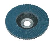 Sealey FD10060 Flap Disc Zirconium åø100mm 16mm Bore 60Grit