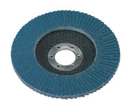 Sealey FD11580 Flap Disc Zirconium åø115mm 22mm Bore 80Grit