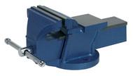 Sealey CV150E Vice 150mm Fixed Base Light-Duty