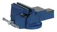 Sealey CV200E Vice 200mm Fixed Base Light-Duty