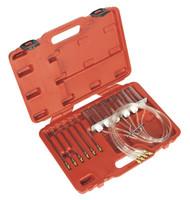 Sealey VS2046 Diesel Injector Flow Test Kit - Common Rail