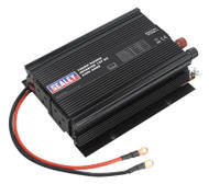 Sealey PI1000 Power Inverter 1000W 12V DC - 230V 50Hz