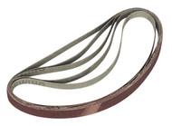 Sealey SBS35/B40GW Sanding Belt 12 x 456mm 40Grit Pack of 5