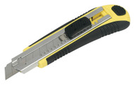 Sealey AK8610R Snap-Off Knife Self Loading Retractable Heavy-Duty