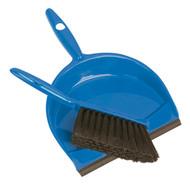 Sealey BM04 Dustpan & Brush Set Composite