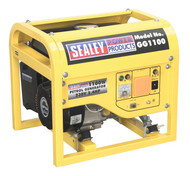 Sealey GG1100 Generator 1100W 230V 2.4hp