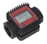 Sealey TP101 Digital Diesel & Fluid Flow Meter