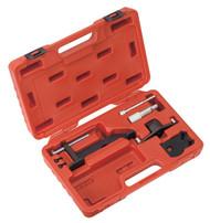 Sealey VSE242 Diesel Engine Setting/Locking Kit - Vauxhall/Opel, Saab - 2.0, 2.2DTI, 2.2TiD - Chain Drive