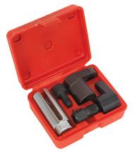 Sealey SX0320 Oxygen Sensor & Thread Chaser Set 5pc