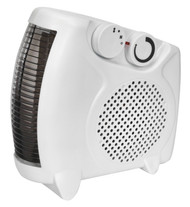 Sealey FH2010 Fan Heater 2000W/230V 2 Heat Settings & Thermostat