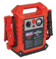 Sealey RS125 RoadStartå¬ Emergency Power Pack 12/24V 3000/1500 Peak Amps