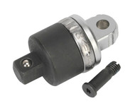 """Sealey AK7316RK Ratcheting Knuckle Joint 1/2""""Sq Drive for AK7316"""
